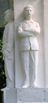 The Cushman Monument image. Click for full size.