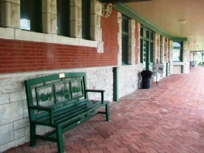 Katy Depot image. Click for full size.