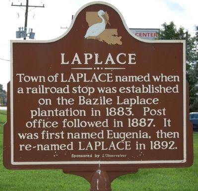 Laplace Marker image. Click for full size.