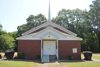 Mt. Zion Missionary Baptist Church image. Click for full size.