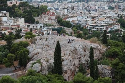 Areopagus Hill image. Click for full size.