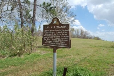 Les Allemands Marker/Area image. Click for full size.