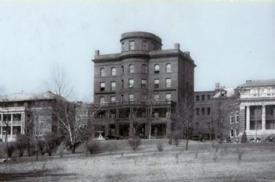 Garfield Hospital image. Click for full size.
