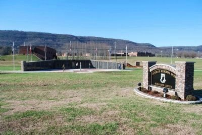 Sequatchie County Veterans Memorial Park image. Click for full size.