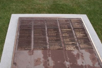 Merchant Marine Memorial Marker image. Click for full size.