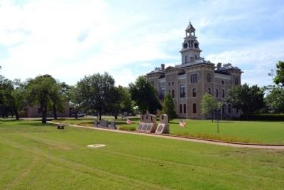 Shackelford County Courthouse image. Click for full size.
