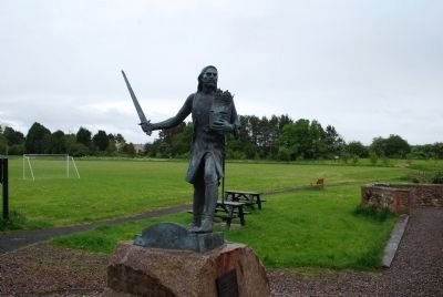 King Edward I Statue image. Click for full size.