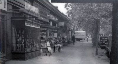 Stores on 11th Street. image. Click for full size.