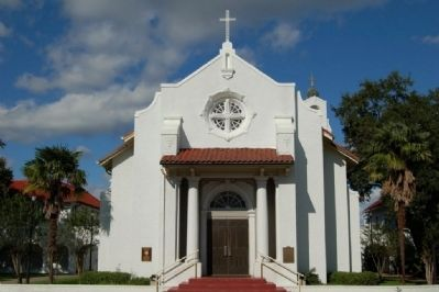 Saint Charles Borromeo Church image. Click for full size.