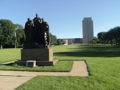 Capital Building in Bismarck image. Click for full size.