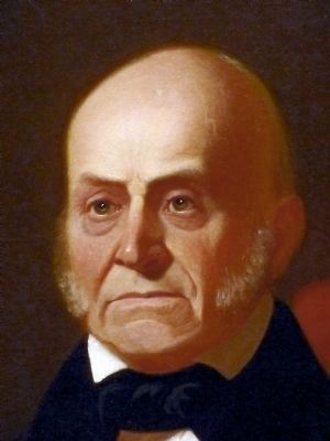 John Quincy Adams image. Click for full size.