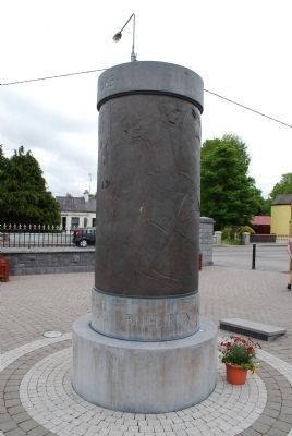 Ireland's National Monument to the Fighting 69th Regiment Marker image. Click for full size.