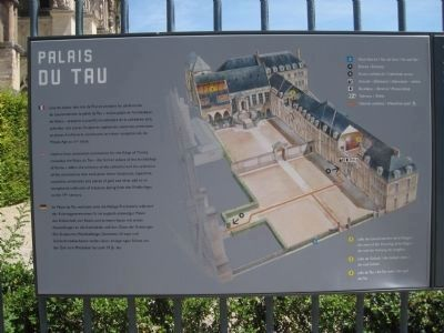 Palais du Tau image. Click for full size.