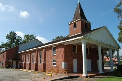 Israel Baptist Church image. Click for full size.