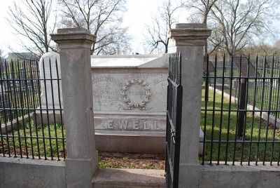 Richard S. Ewell Grave image. Click for full size.