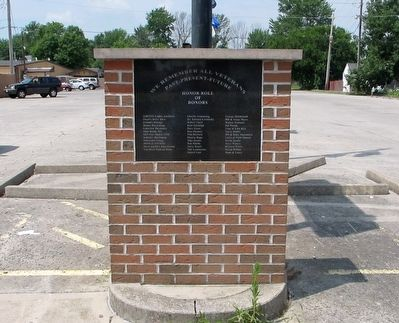 Lakeview Amvets Memorial #2 Marker image. Click for full size.