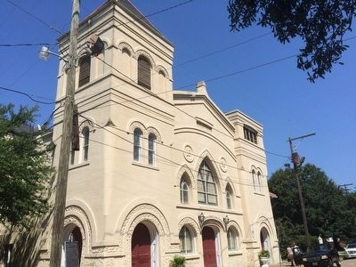 Big Zion African Methodist Episcopal Zion Church image. Click for full size.
