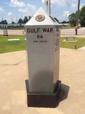 Gulf War Killed in Action image. Click for full size.