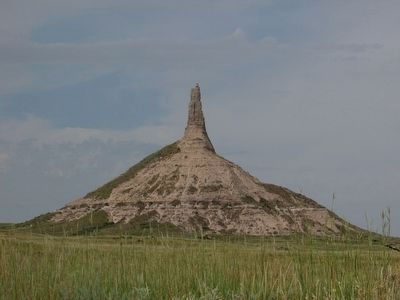 Chimney Rock image. Click for full size.
