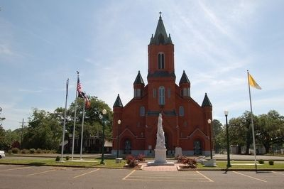 St. Landry Catholic Church image. Click for full size.