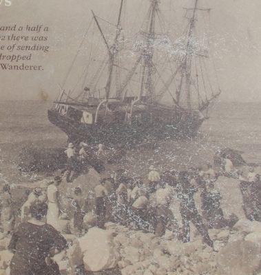 Whaling's Final Days Marker image. Click for full size.