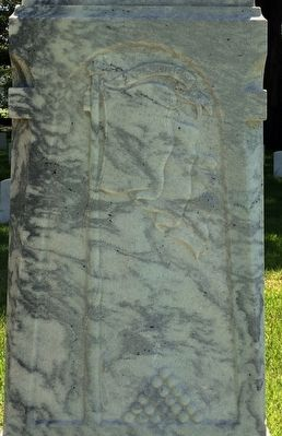 Battle of Fort Blakely Monument (West Side) image. Click for full size.