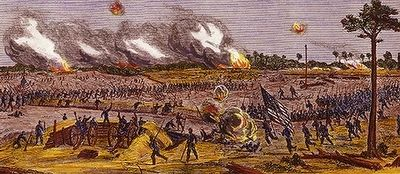 Battle of Fort Blakely image. Click for full size.