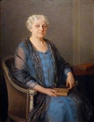 Carrie Chapman Catt image. Click for full size.