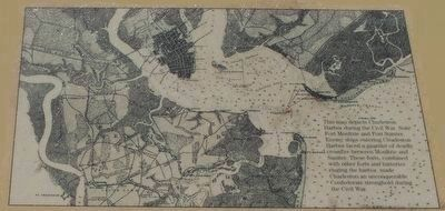 Defending Charleston Map image. Click for full size.