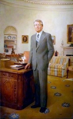 President Jimmy Carter image. Click for full size.