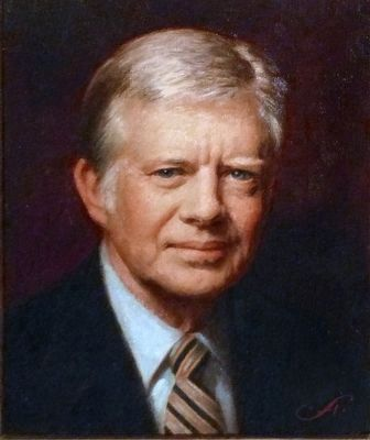 Jimmy Carter image. Click for full size.