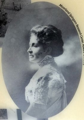Mary Church Terrell image. Click for full size.