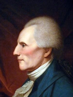 Richard Henry Lee image. Click for full size.