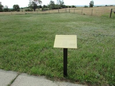 To Save the Powder River Country Marker image. Click for full size.