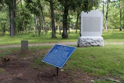 48th Tennessee Infantry Marker image. Click for full size.