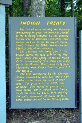 Indian Treaty image. Click for full size.