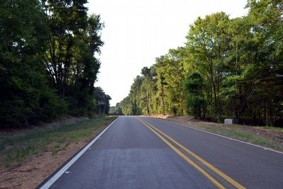View to Southeast Towards Natchez Trace Parkway image. Click for full size.