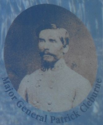 Patrick Cleburne image. Click for full size.