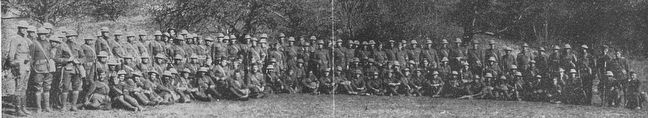 Lost Battalion Survivors image. Click for full size.