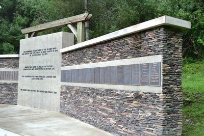 Memorial Wall image. Click for full size.
