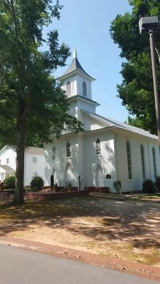 Buffalo Church, Sanford, NC image. Click for full size.