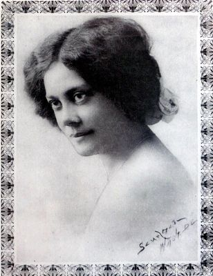 Alice Dunbar-Nelson image. Click for full size.