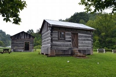 Jesse Cotton Cabin image. Click for full size.
