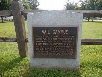 Vail Campus Marker image. Click for full size.