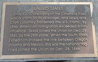 United States Marker image. Click for full size.