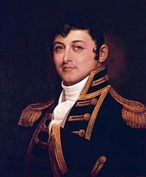 Captain Isaac Hull image. Click for full size.