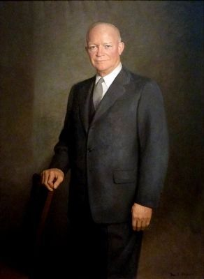 Dwight D. Eisenhower image. Click for full size.