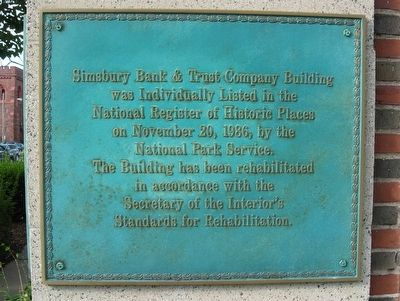 The Landmark Building Marker image. Click for full size.