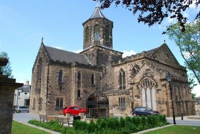 Falkirk Trinity Church image. Click for full size.