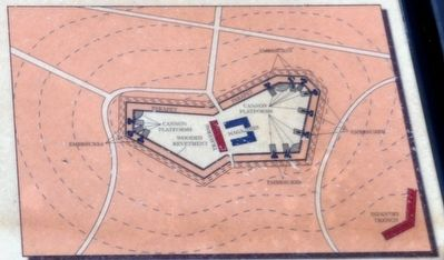 Layout of Fort Williams image. Click for full size.